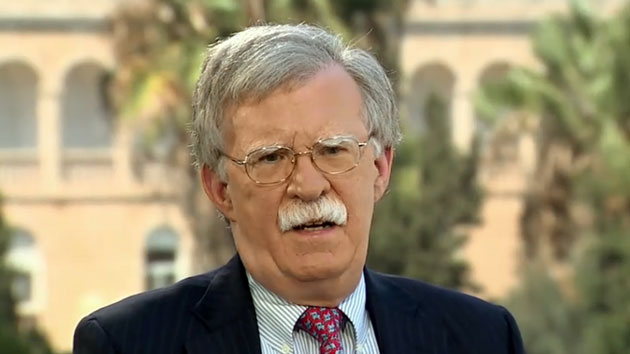 Trump adviser John Bolton on possibly privatizing US war in Afghanistan: I'm 'always open to new ideas'