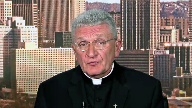 Pennsylvania bishop named in report denies cover-up but says, 'I understand the rage'