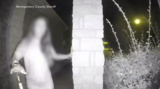 Boyfriend of mystery woman who rang doorbell was 'no monster,' his brother says