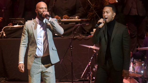 John Legend and Common raise nearly $2 million for the GOOD+ Foundation