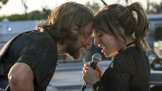 A movie star is born: Lady Gaga was most tweeted-about celeb at Toronto Film Festival