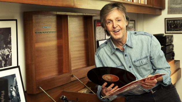 """Paul McCartney's """"Egypt Station"""" hitting number one was no accident"""