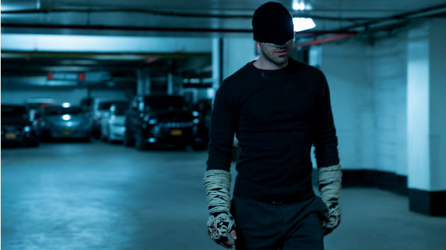 Round 3 - 'Daredevil' returns October 19