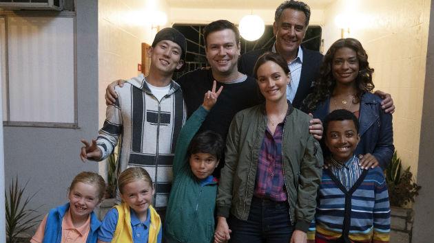 Leighton Meester and Brad Garrett discuss the struggle of ...Brad Garrett Family