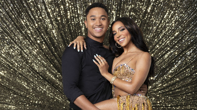 "'Dancing with the Stars' ""Trio Night"" ends in a shocking exit as Tinashe is sent home"