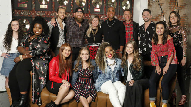 """""""The Voice"""" recap: The blind auditions conclude and the battle round begins"""