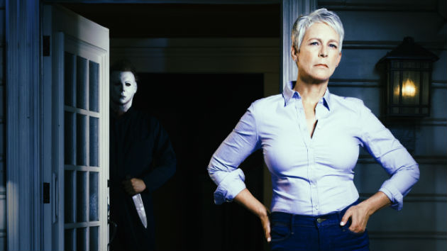 'Halloween' tops this week's new releases