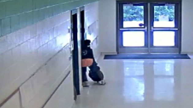 Teacher fired after video shows her kicking student