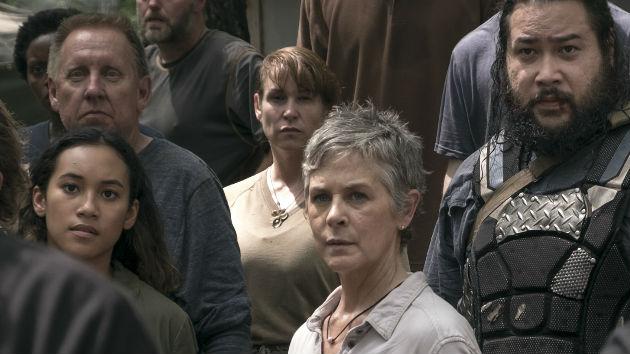 """'The Walking Dead' recap - """"Warning Signs"""""""