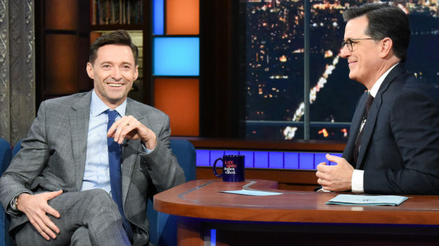 On 'The Late Show', Stephen Colbert, Hugh Jackman pay tribute to Stan Lee
