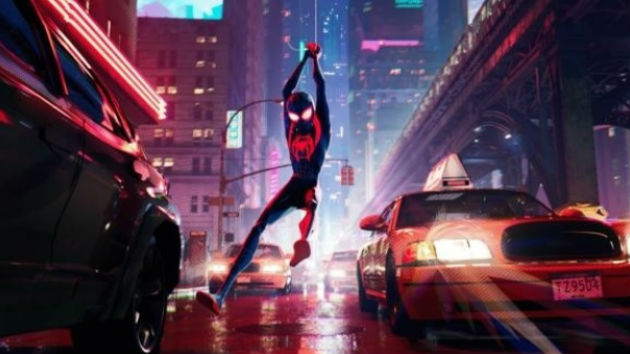 Shameik Moore talks 'Spider-Man: Into the Spider-Verse' role