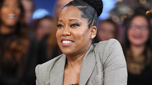 'Beale Street' star Regina King says she's ready for rest & relaxation during holidays