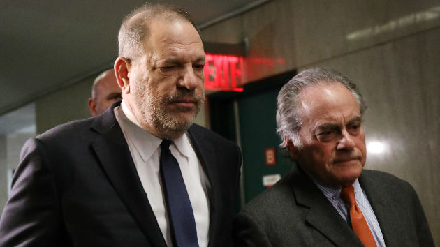 Harvey Weinstein's lawyer wants to leave defense team