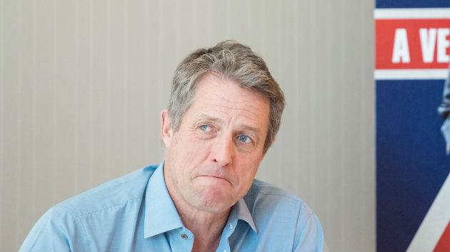 Hugh Grant takes to Twitter to appeal for the return of his stolen stuff