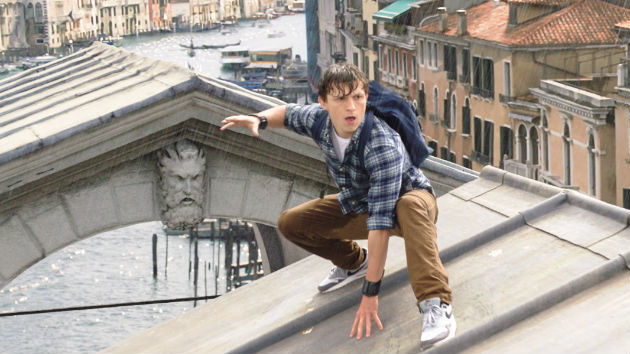 Peter Parker's European vacation interrupted by Nick Fury, Jake Gyllenhaal's magic Mysterio in 'Spider-Man: Far from Home' trailer