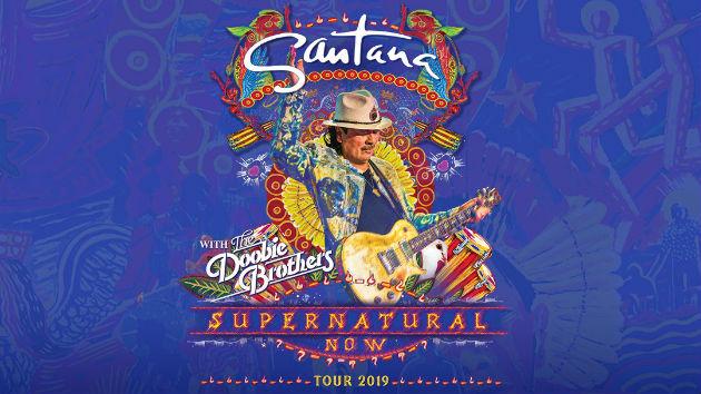 "As Woodstock turns 50 and ""Supernatural"" turns 20, Carlos Santana announces Supernatural Now tour"