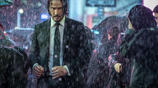 """Guns. Lots of Guns"" -- Keanu drops a classic 'Matrix' line in new trailer for 'John Wick: Chapter 3 -- Parabellum'"