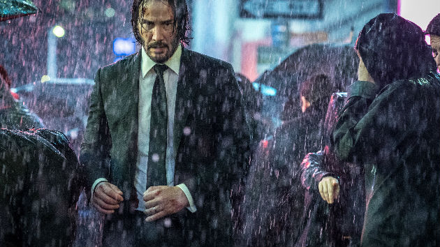 You can say he's back...'John Wick 4' to debut May, 2021