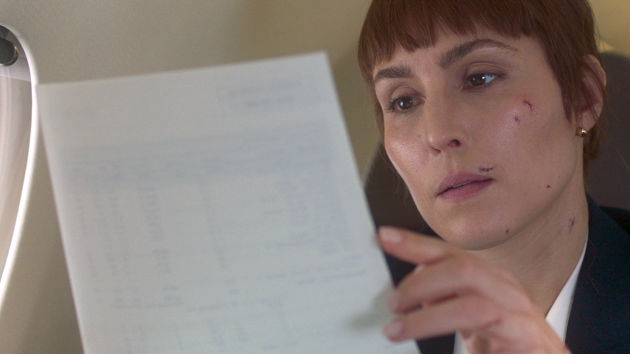 Noomi Rapace is back to kick butt as a bodyguard in new Netflix thriller 'Close'