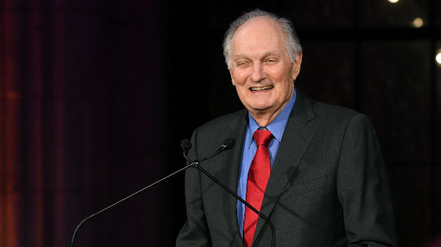 "Alan Alda on living with Parkinson's disease: ""I just try to make the best of what's in front of me"""