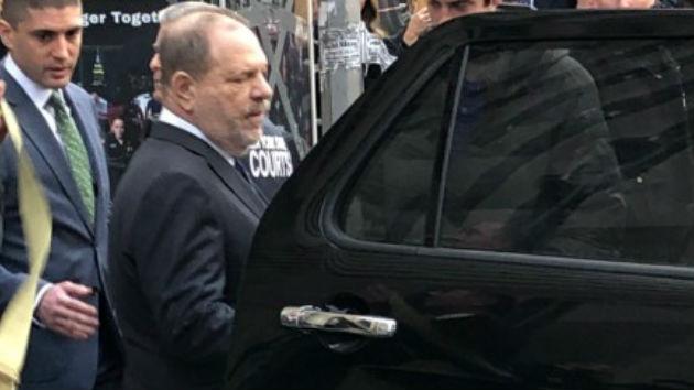 Harvey Weinstein's new lawyers considering postponement of rape trial