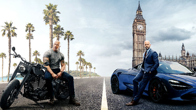"Helicopters, hakas, and ""Black Superman"": The new 'Hobbs & Shaw' trailer has it all"