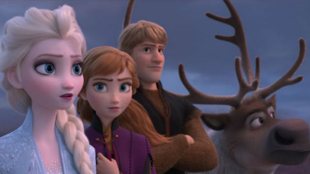 'Frozen 2' is the most-watched animated trailer of all time