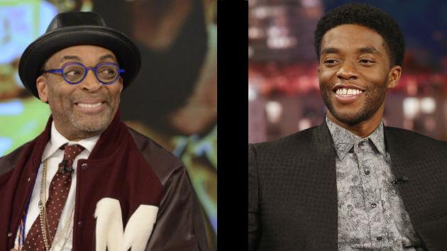 Spike Lee to direct Chadwick Boseman in Netflix veteran drama 'Da 5 Bloods'