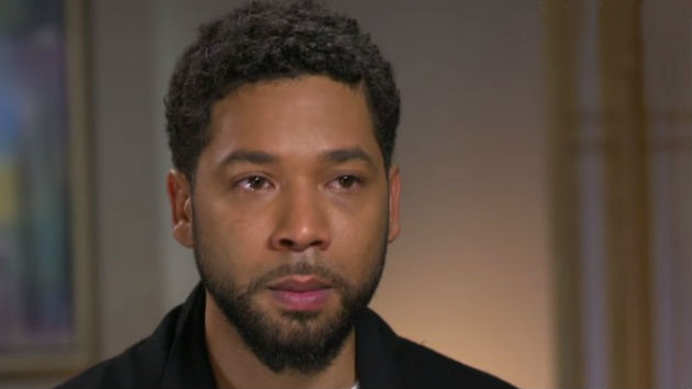 """Jussie Smollett takes down """"doubters,"""" clarifies details of his attack, in sit down with 'Good Morning America'"""