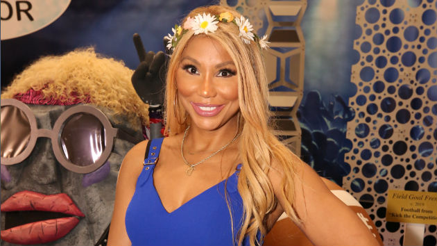 Tamar Braxton becomes the first African American to win 'Celebrity Big Brother'