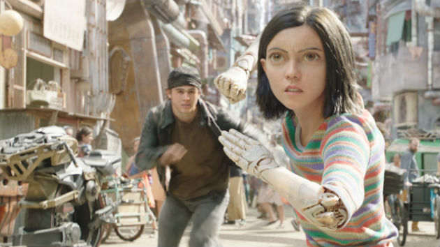 The future is now: filmmakers made the world of 'Alita' real