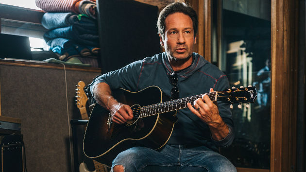 The truth is out there: David Duchovny takes his music overseas