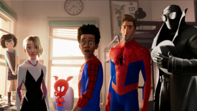 Into the Spider-diverse: Oscar-winning 'Spider-Man: Into the Spider-Verse' available for purchase today