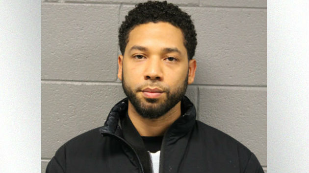 "Jussie Smollett pleads not guilty to charges he lied to Chicago police about ""hate crime"""