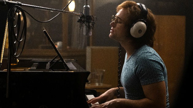 First 'Rocketman' footage unveiled at legendary club that hosted Elton John's US concert debut