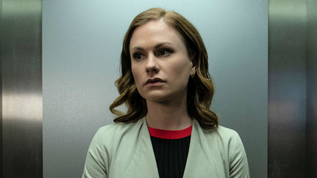 """Anna Paquin talks """"amped-up"""" role in 'Flack'; remembers """"shocked"""" reaction to Oscar win at age 11"""