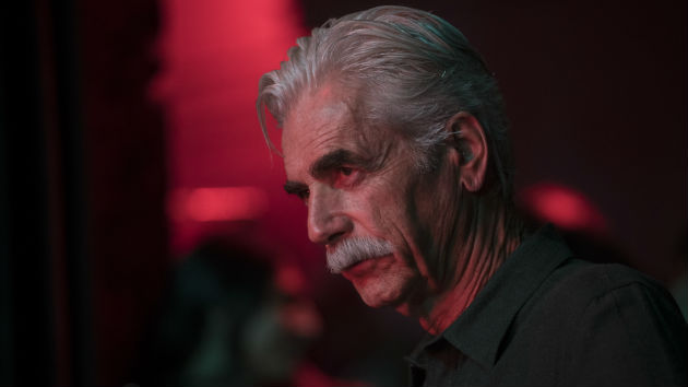 "'A Star is Born' has been ""an amazing ride,"" says Oscar nominee Sam Elliott"