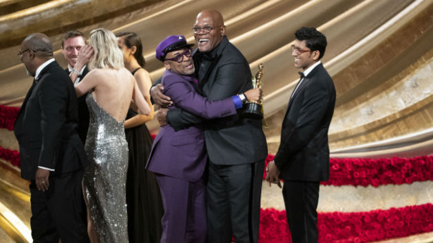 No host? No problem: Oscars telecast was most-watched entertainment