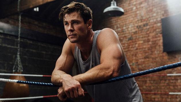 Chris Hemsworth offers free home workouts amid coronavirus lockdown