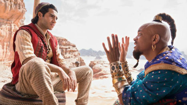 'Aladdin' producer says live-action sequel is currently in the