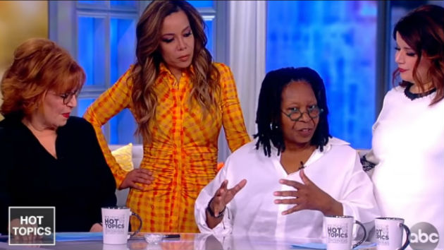 """""""This was really bad!"""" Whoopi surprises her 'View' co-stars after brush with death"""