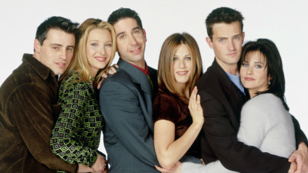 """The One Where Everyone's Disappointed"": Forget about a 'Friends' reboot, co-creator says"
