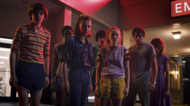 'Stranger Things 3' trailer shows first glimpse of new creature, new characters