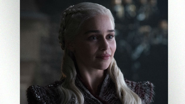 """One Queen mother to another: Emilia Clarke hopes Beyoncé will """"still like"""" her after 'Game of Thrones' finale"""