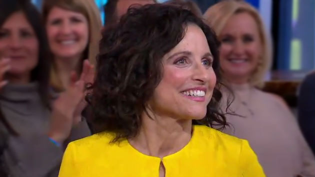 Julia Louis-Dreyfus opens up on battle with breast cancer and final season of her hit show 'Veep'