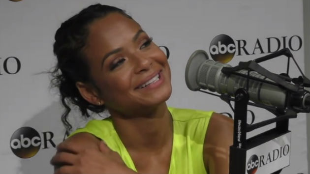 Christina Milian discusses her connection to her character in 'The Oath'
