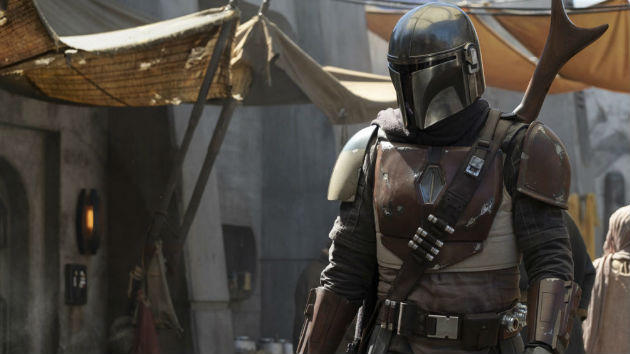 """Have you ever taken your helmet off?"" Golden Globes tweaked rules because of 'The Mandalorian'"