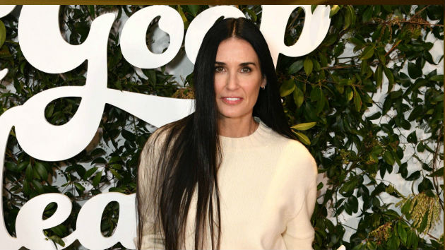 Demi-autobiographical: Demi Moore's memoir 'Inside Out' to be released September 24