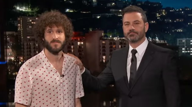 Lil Dicky loves the Earth and hopes you do too