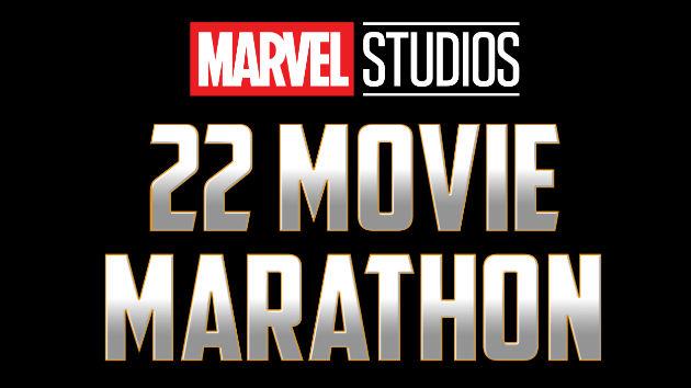 'Endgame' in sight for Marvel Movie Marathon attendees